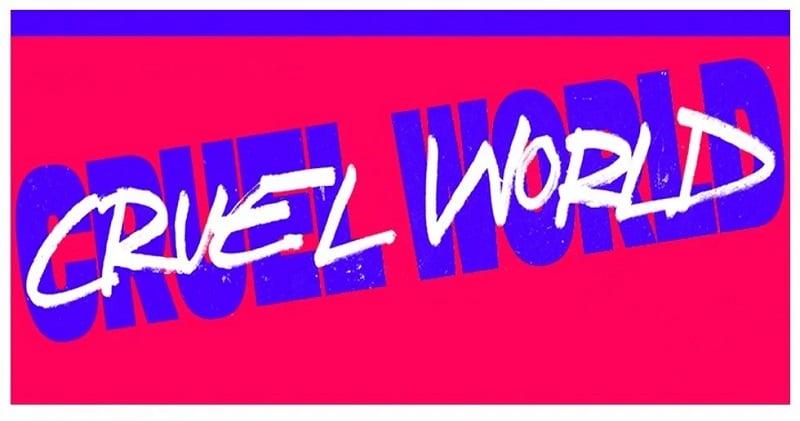 Cruel World Fest Tickets