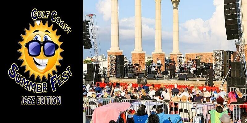Gulf Coast Summer Fest Tickets Discount Coupon