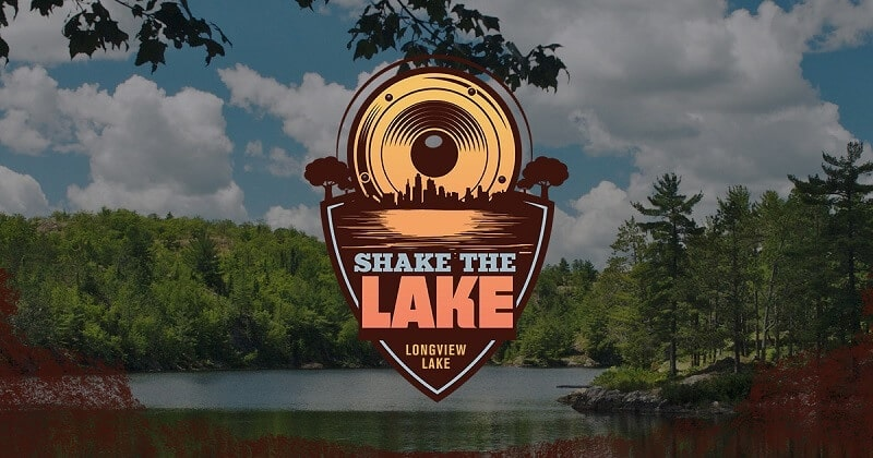 Shake the Lake Music Festival Tickets Discount
