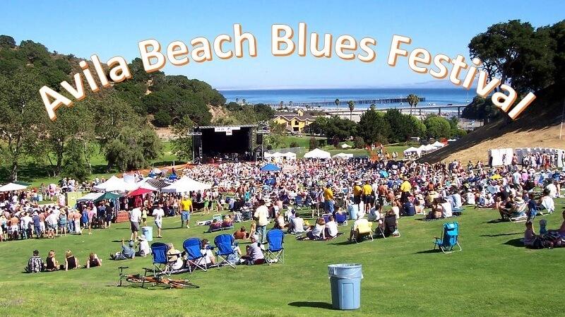 Avila Beach Blues Festival Tickets Discount