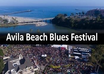 Avila Beach Blues Festival Tickets