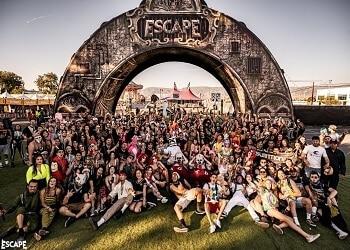 Escape Halloween Festival Tickets