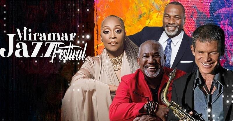 Miramar Jazz Festival Tickets