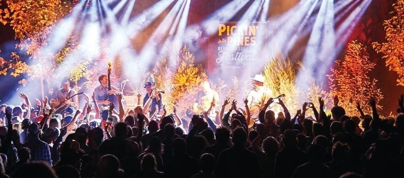 Pickin in the Pines Festival Tickets Discount