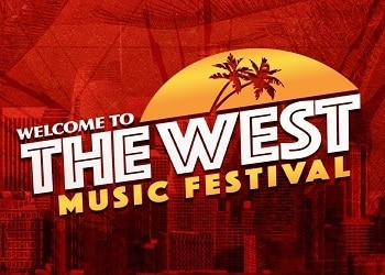 Welcome to the West Music Festival Tickets