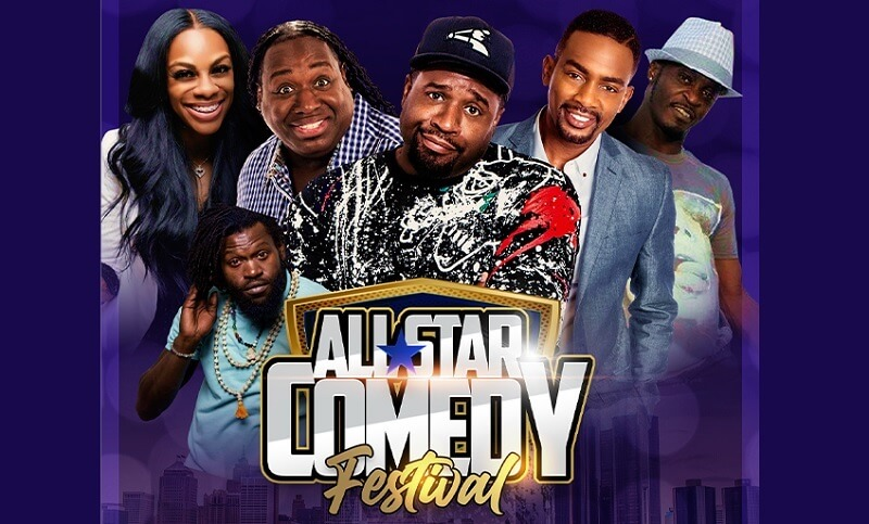 All-Star Comedy Festival Tickets