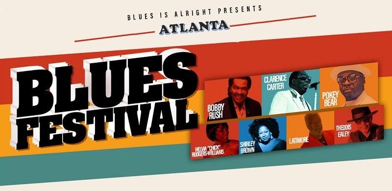 Atlanta Blues Festival Tickets