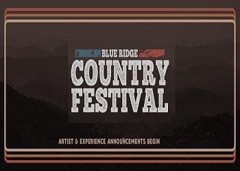 Blue Ridge Country Festival Tickets