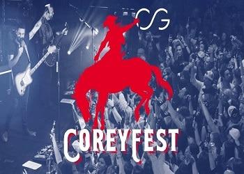 CoreyFest Tickets Discount
