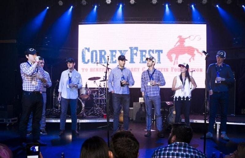 CoreyFest Tickets