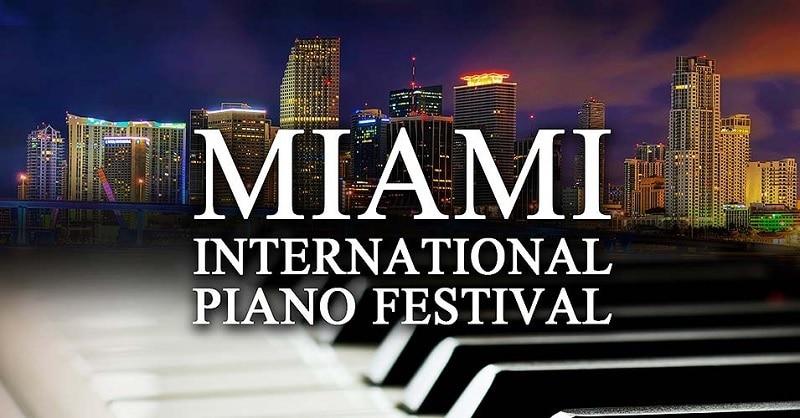 Miami International Piano Festival Tickets Cheap