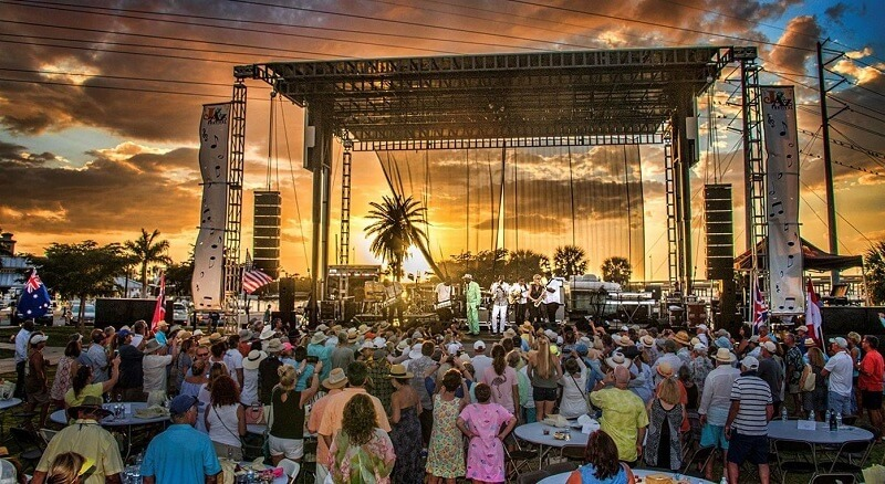 Punta Gorda Wine & Jazz Festival Week Tickets