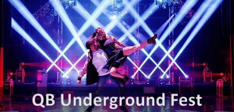 QB Underground Fest Tickets