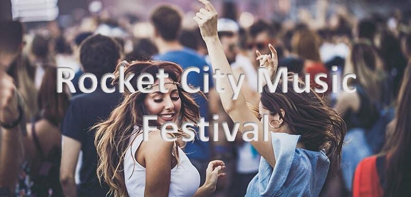 Rocket City Music Festival Tickets