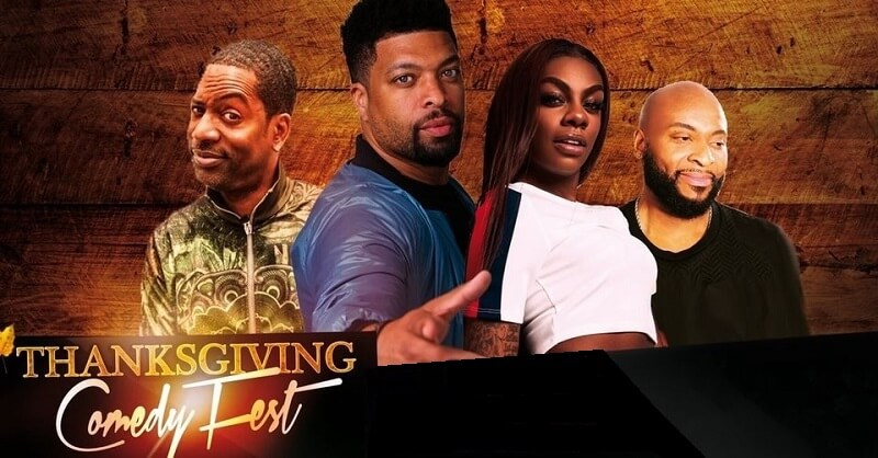 Thanksgiving Comedy Fest Tickets Discount