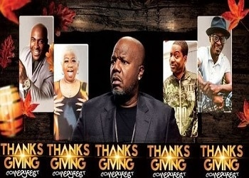 Thanksgiving Comedy Fest Tickets